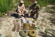 Северодонецк, боеприпасы