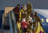 Из сирийского лагеря освободили двух гражданок Украины с детьми