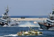 Россия проводит военные учения в оккупированном Крыму