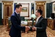 Зеленский назначил главой Черкасской области экс-шоумена Скичко