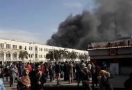 Каир, происшествие