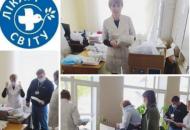 """Жители Донбасса смогут воспользоваться услугами мобильных бригад""""Врачей мира"""""""