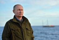 Крым, Путин