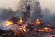 Житомирская, пожар