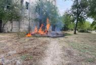 Северодонецк, пожар