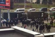 В Минск стягивают силовиков и спецтехнику