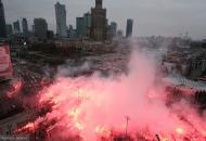 Марш независимости в Польше закончился столкновениями националистов с силовиками