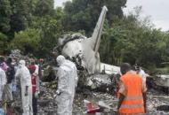 Судан, авиакатастрофа