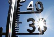 прогноз погоды, жара