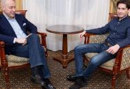 Дмитрий Гордон взял интервью у своего сына Дмитрия Гордона
