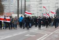 """""""Марш соседей"""" в Беларуси"""