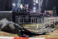 Германия, обрушение сцены