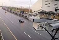 На дорогах Украины заработали новые камеры автофиксации