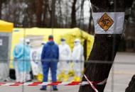 Латвия вводит режим ЧП из-за ситуации сCOVID-19