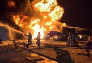 Киев, пожар