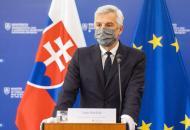 Министр иностранных дел Словакии Иван Корчок