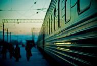 кража в поезде