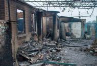 Офис омбудсмена получает жалобы на действия должностных лицво время пожаров на Луганщине
