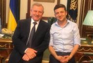 Смолий написал заявление об увольнении: Зеленский принял отставку