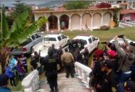 Перу, свадьба, обрушение
