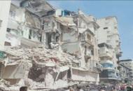 В Египте обрушился жилой дом