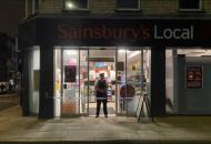 В Лондоне закрыли супермаркеты
