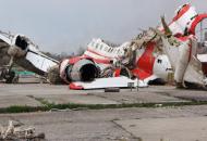 Польша, авиакатастрофа