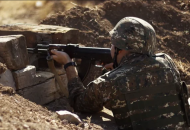 Перестрелка на границе Армении и Азербайджана