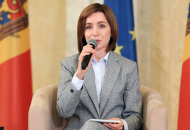 Санду выступила за отставку правительства Молдовы и роспуск парламента