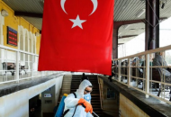 Турция, коронавирус