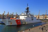 Фрегат береговой охраны США зашел в порт Одессы