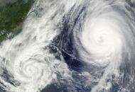 """На Японию надвигается тайфун """"Лупит"""""""