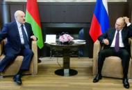 Путин, Лукашенко, переговоры