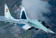 МиГ-29ВВС Болгарии