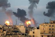 """Израиль, обстрел боевиками """"ХАМАС"""""""