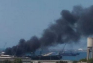 Ливан, взрыв танкера