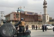 В Кабуле сотрудники российского посольства пострадали при подрыве автомобиля дипмиссии