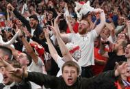 УЕФА открыл дело из-за поведения английских болельщиков на матче с Данией