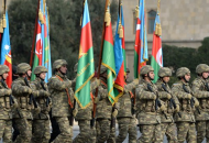 В Баку проходит парад в честь победы в Нагорном Карабахе