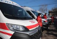 Станции ЭМПв Лисичанске, Рубежном, Старобельске и Счастье получилиновые автомобили