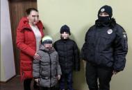 В Лисичанске полиция разыскала двух братьев, которые не вернулись домой из школы