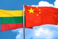 Китай и Литва