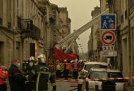 Во Франциимощный взрыв разрушил жилойдом