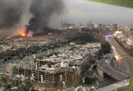 Бейрут, взрыв