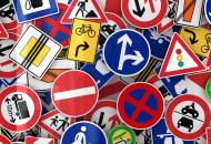 в Украине введут новые и изменят старыедорожные знаки