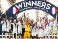 Сборная Франции сталапобедителем Лиги наций УЕФА