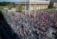 В Литве вспыхнули массовые протесты