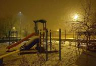 В Турции выпал первый снег
