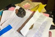 В квартире северодончанина при обыске обнаружены боеприпасы и наркотики