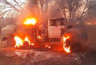 Оккупанты обстреляли два мирных населенных пункта на Луганщине